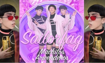 "MC Sailorfag, rapero feminista autor de ""Polo Acartonada"" y ""Machitos Arwenderos"""