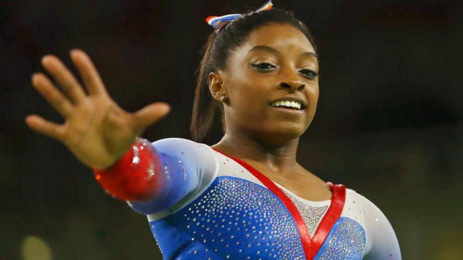 Simone Biles, multimedallista olímpica