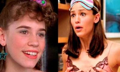 La niña de Si Tuviera 30 es idéntica a Jennifer Garner