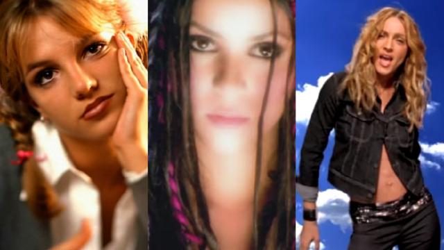 Estas canciones cumplen 20 años en el 2018