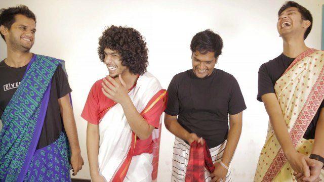 hombres-sari-saree