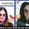 Ozzy Osbourne, Ximena Sariñana, Sexo Opuesto