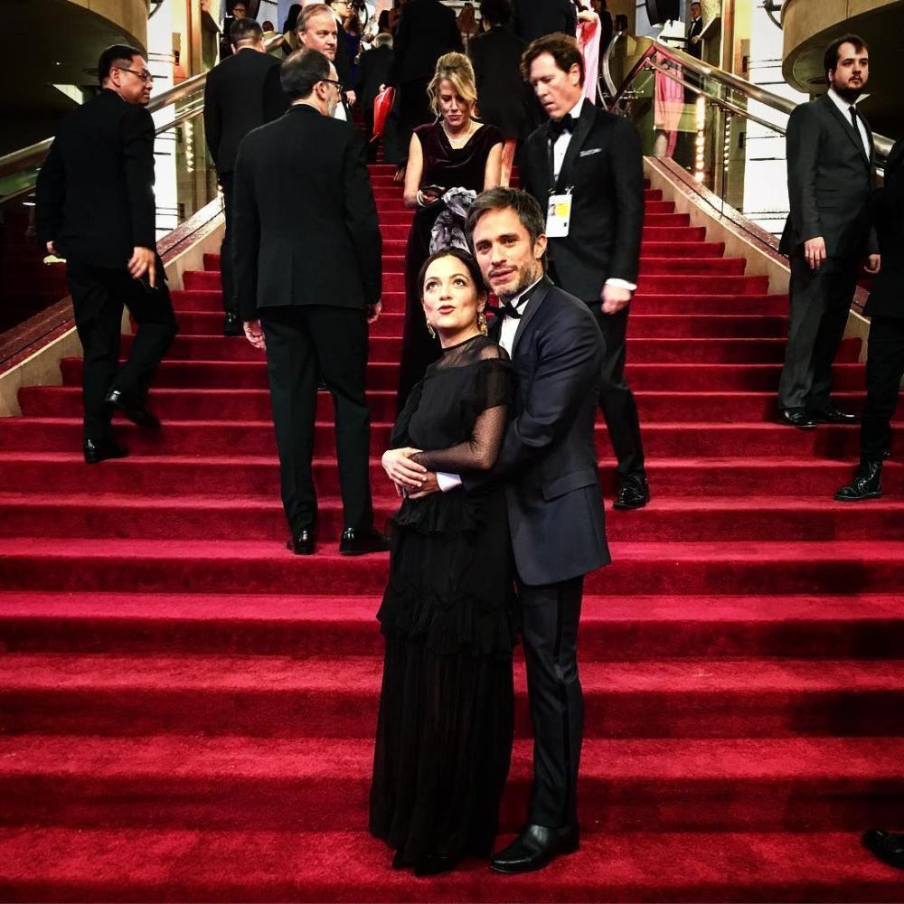 Natalia Lafourcade y Gael García Bernal escribieron emotivos mensajes tras los Oscar