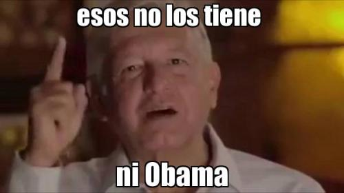 Roban beso a AMLO