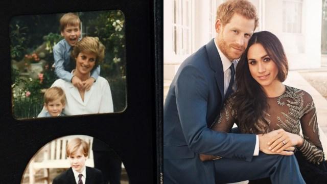 Princesa Diana, Principe Harry, Meghan Markle, Boda