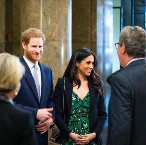 Harry y Megahn utilizarán el mismo perfume en la boda real