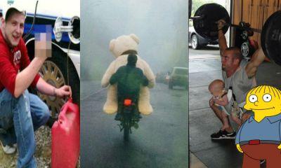 Estupidez tiene consecuencias, estas fotos lo demuestran