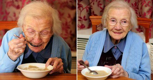 Mujer reveló su secreto para una vida longeva