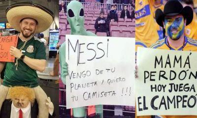Pancartas vaciladoras que puedes ver en los estadios de futbol