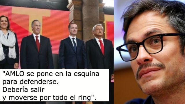 reacciones-celebridades-debate-presidencial-politica-mexicana