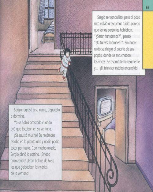 Libros de la sep que te recordarán tu infancia