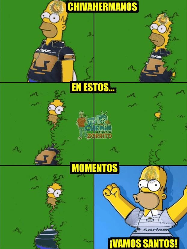 Santos America Goleada Memes Baile liga MX Semifinales Liguilla 4