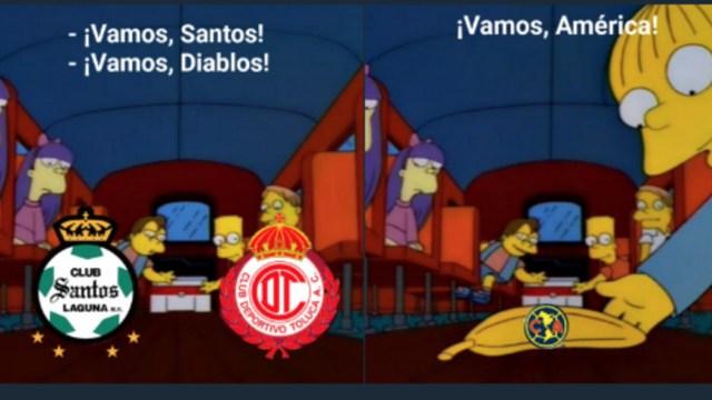 Memes Final Fútbol mexicano Santos Toluca