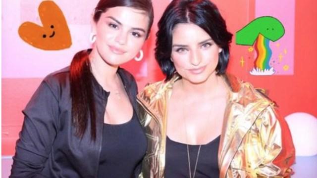 Selena Gomez Aislinn Derbez Chulea Ojos
