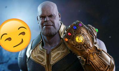 Filtran, Pack, Thanos, Avengers, Infinity War, Desnudo