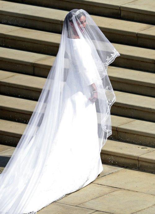 Vestido Boda Real Meghan Markel Diseño