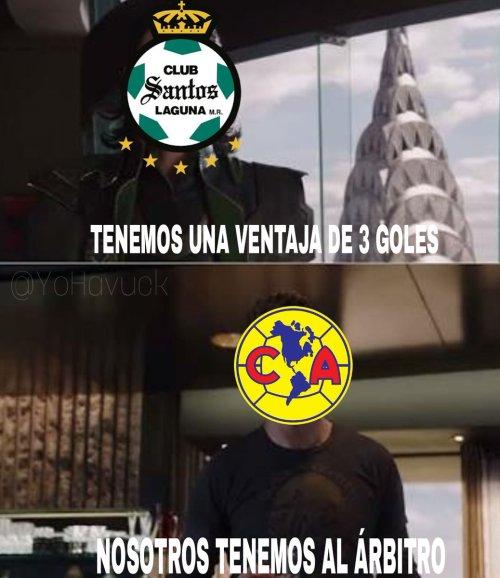 America Santos Memes