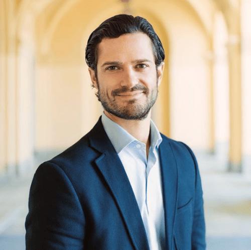 Principe Carlos Felipe de Suecia