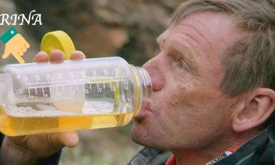 hombre-bebiendo-orina-consejos-supervivencia-no-funcionan-vida-real