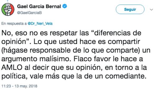 Neri Vela se burló de Eugenio Derbez