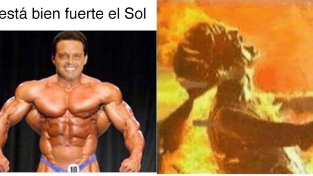 Memes Del Calor, Onda Calor, Memes Calor, Ola Calor, México, Memes