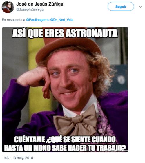 Neri Vela meme Eugenio Derbez