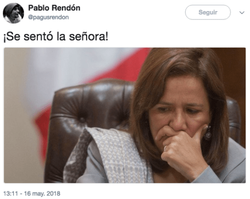 Renuncia Margarita Zavala meems