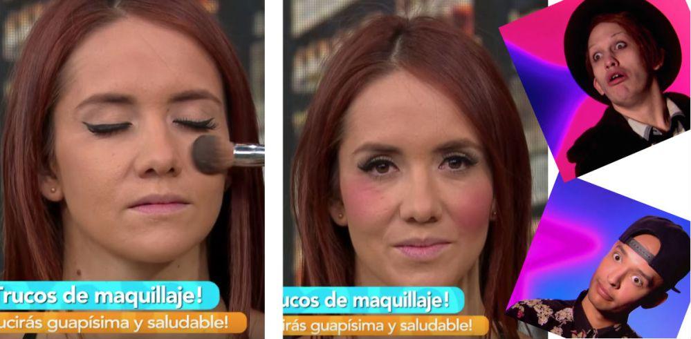 Venga-Alegría-Maquillista-Fail-Payaso
