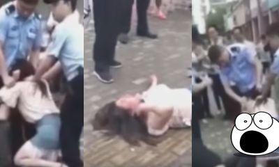 Mujer le pide a su ex un último beso y lo manda al hospital