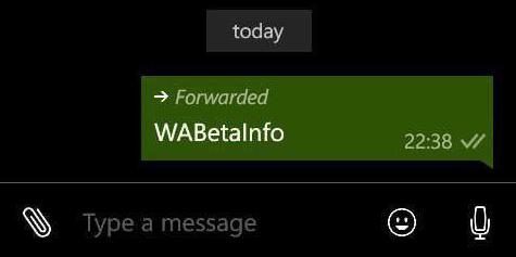 mensaje-forward-reenvio-mensajes-via-whatsapp-nueva-funcion-app