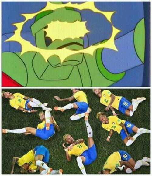 Memes Los Simpson Mundial