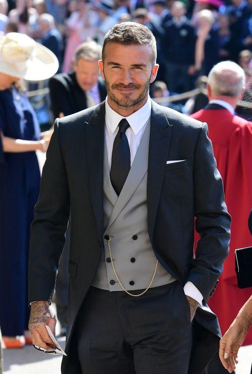 David Beckham papás sexys