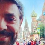Eugenio Derbez Se Coló Al Programa, Eugenio Derbez Interrumpe, Rusia 2018, Rusia, Derbez, Miguel Gurwitz,
