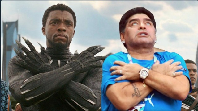 Argentina calificó Tenemos mejores Memes Maradona