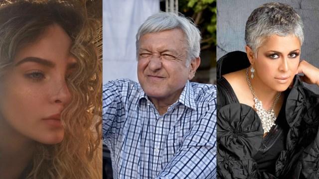 Cierre De Campaña AMLO, Eugenia León, Belinda, Estadio Azteca, Concierto, Elecciones