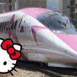 Hello-Kitty-Tren-Bala-Transporte-Público-Japón