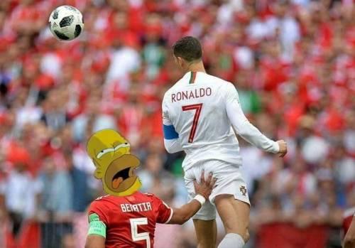 Los Simpson en el mundial
