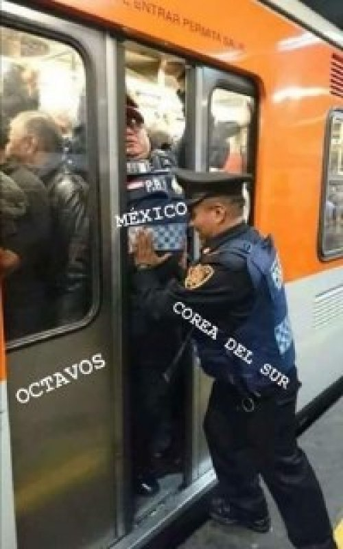 Memes Corea del Sur México Octavos De Final
