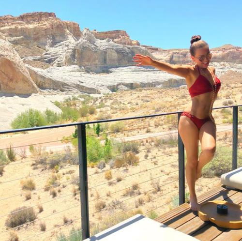 Thalía Sexys Fotos en Bikini