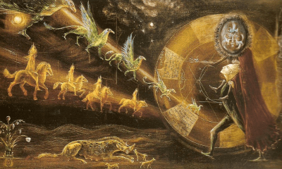 Leonora Carrgton Pintora Surrealismo México Escritora