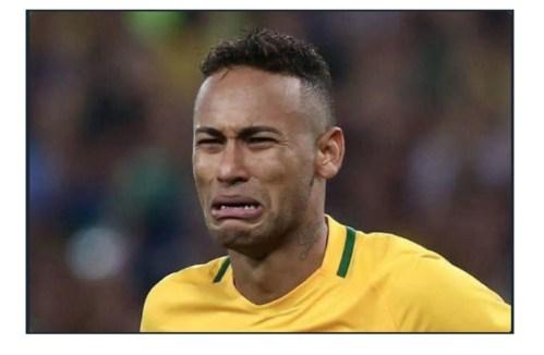 Memes celebrar Brasil fuera Mundial Neymar