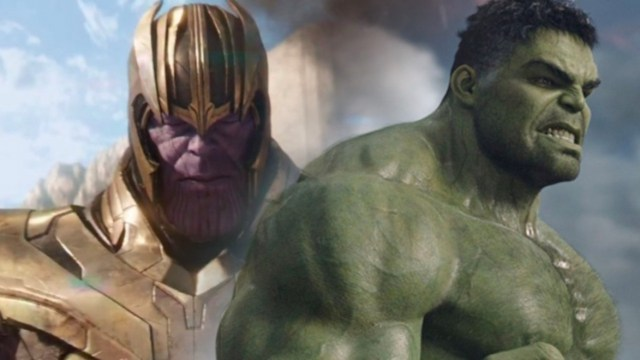 Hulk Thanos Avengers Black Widow Teoría