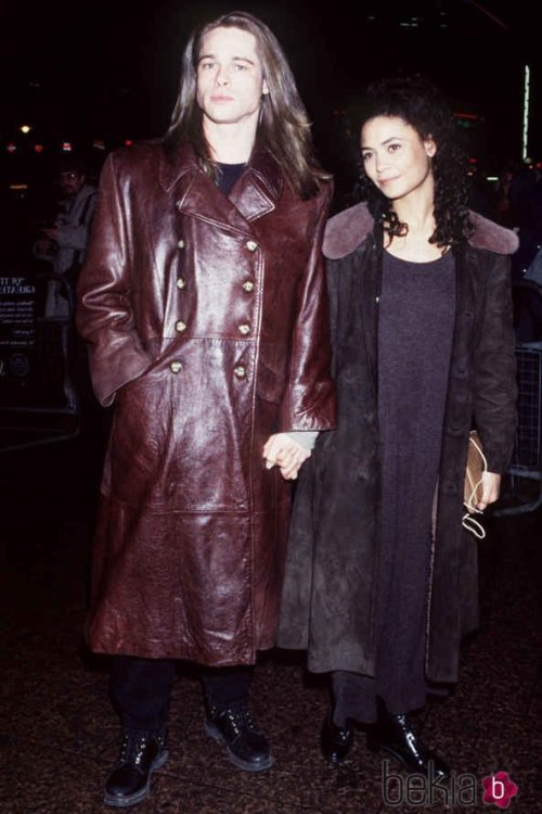 Brad Pitt Obsesionado con sus novias y parecerse a ellas