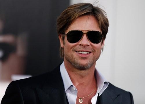 Brad Pitt Oscuro Secreto Novias