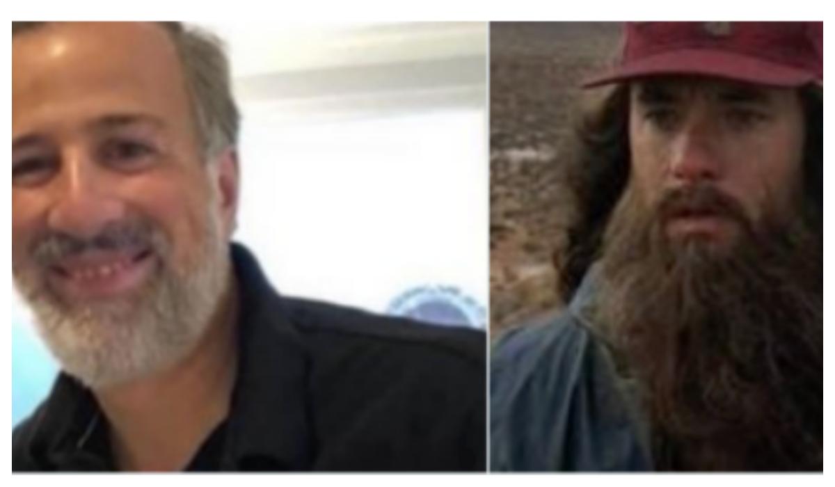 Meade Reaparece Barca Memes, con barba muchos memes