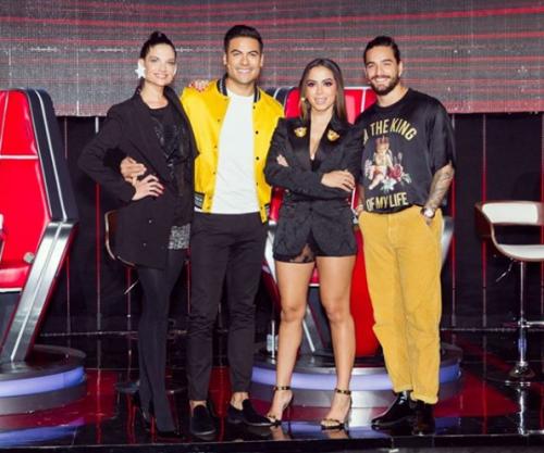 anuncian regreso de La Voz México