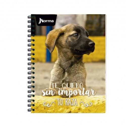 Cuadernos de perros norma