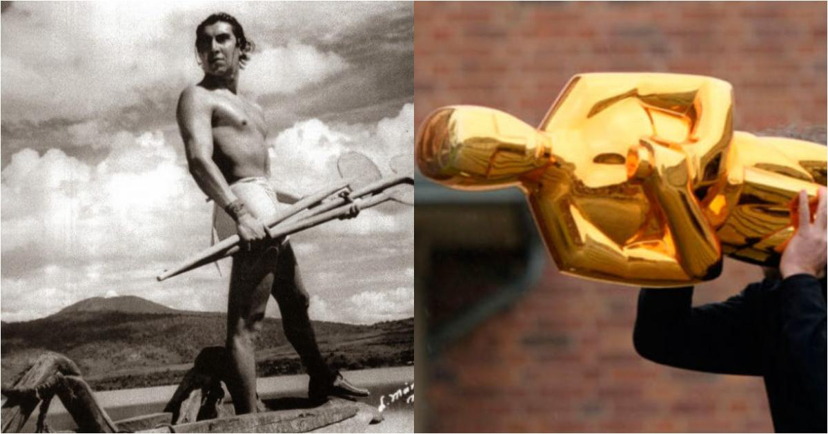 Emilio El Indio Fernandez Oscar, Emilio El Indio Fernandez, Indio Fernandez Oscar, Origen Premio Oscar, Características Estatuilla Oscar, Oscar