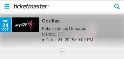Gorillaz vuelven a México