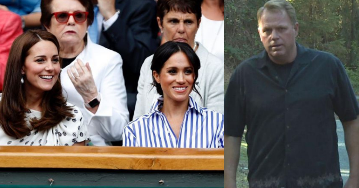 Hermano Meghan Markle Ataca Familia Real, Hermano Meghan Markle, Thomas Markle Jr, Markle VS Middleton, Meghan Markle, Familia Real